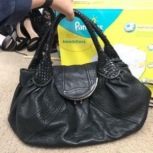 8692620d1c4f Women s Black Fendi Spy Handbag on Poshmark